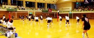 第64回北河内地区総合体育大会 バレーボール競技の部 一般女子2部