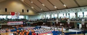 守口市体育連盟杯 全関西空手道選手権大会 開催!