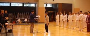 第68回守口市総合体育大会<太極拳競技会>