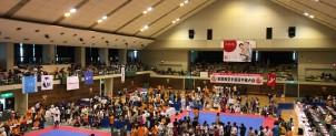 西日本復興チャリティ 守口市スポーツ協会杯 第33回オープントーナメント 全関西空手道選手権大会
